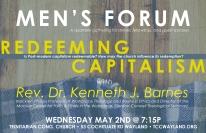 Mens Forum Poster External