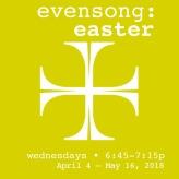 evensong easter