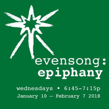 evensong epiphany