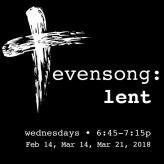 evensong lent