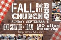 Fall BBQ Slide