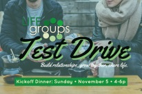life groups test drive