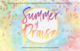 Summer of Praise web